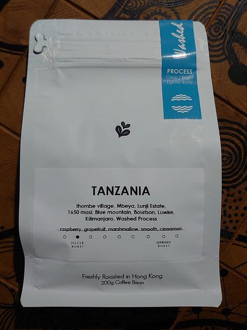 坦桑尼亞倫吉村-豌豆-完全水洗