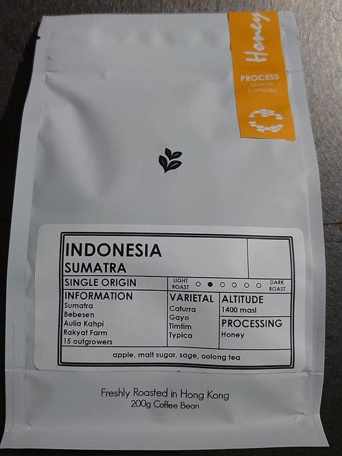 Sumatra Aulia Kahpi Honey