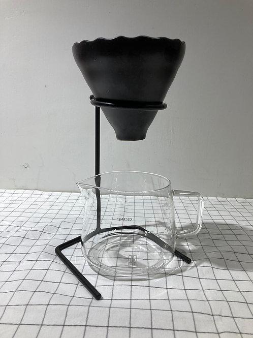 極簡風手沖咖啡套裝