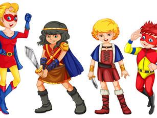 Cartoons with my kids: ponies, superheroes, genies, and Bias