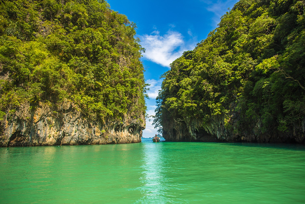 praia tailândia