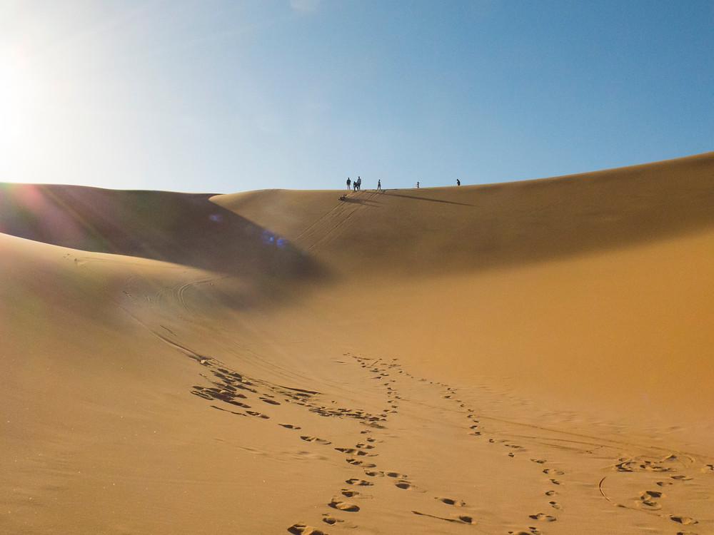 dunas deserto