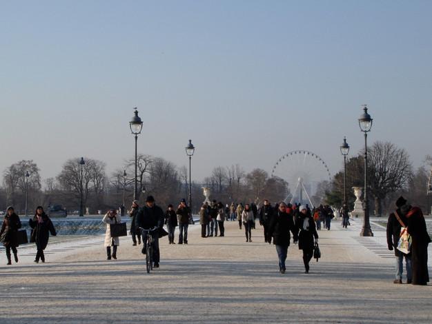 Paris - 3 roteiros a pé
