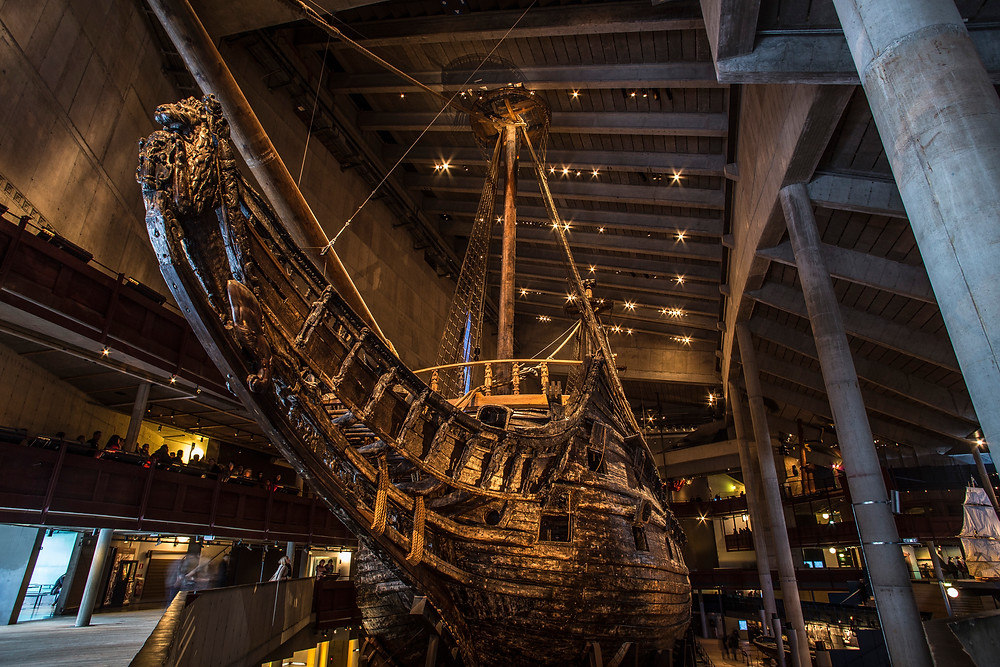 navio museu