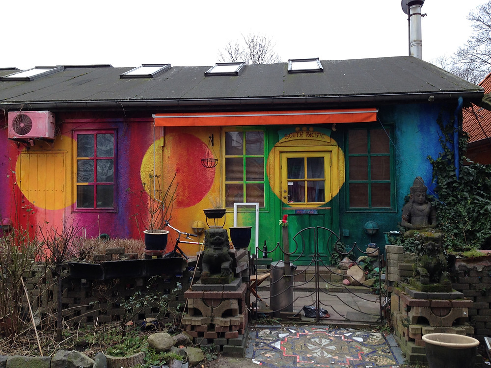 Casa grafite