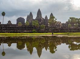 Siem Reap & os templos Angkor