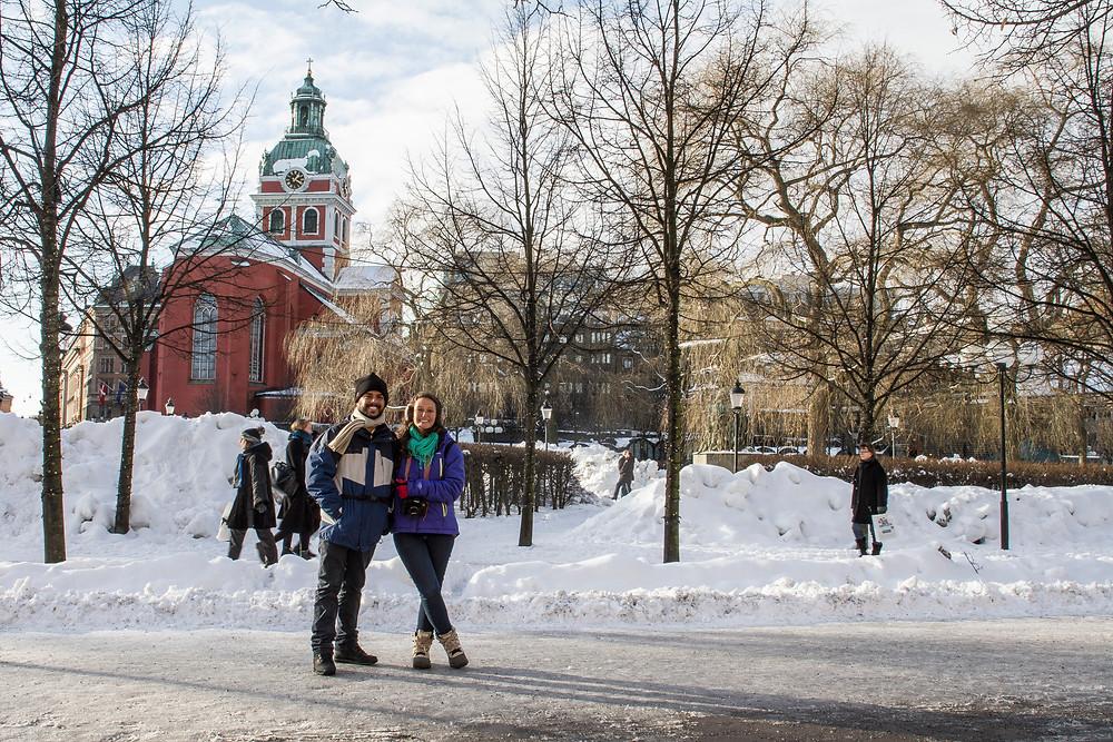 Parque Estocolmo