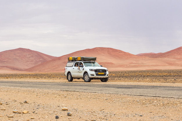 Roadtrip: 11 dias pela Namíbia