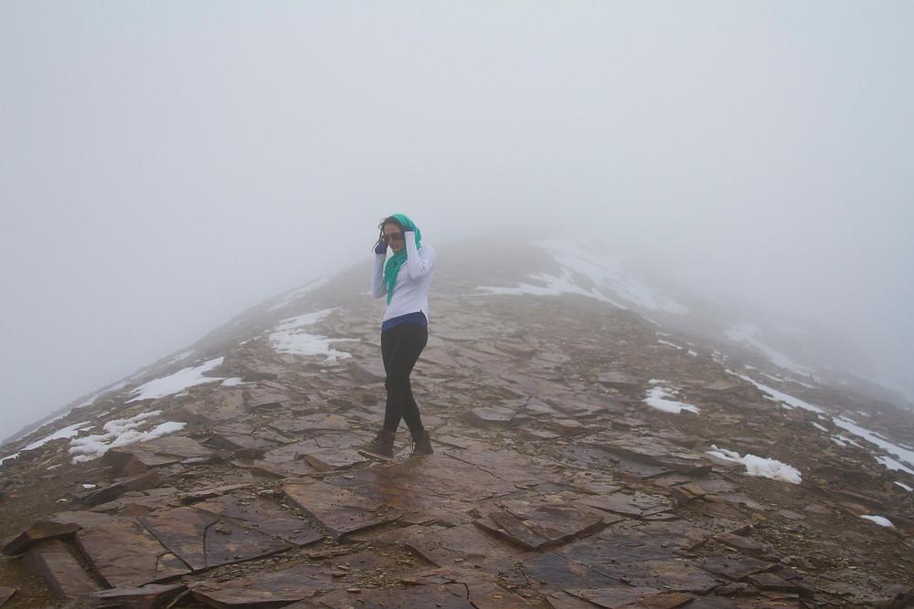 pessoa neblina