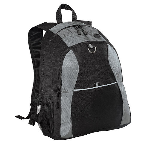 BG1020 Port Authority® Contrast Honeycomb Backpack