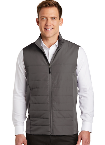 J903 Port Authority ® Collective Insulated Vest
