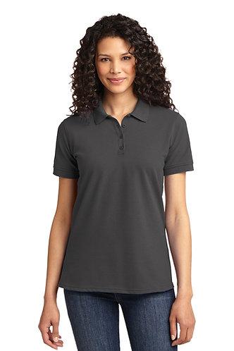 LKP155 Port & Company® Ladies Core Blend Pique Polo
