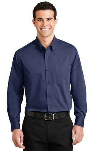 S613 Port Authority® Tonal Pattern Easy Care Shirt