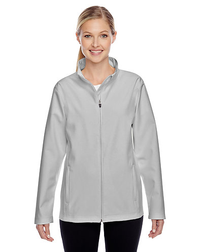 TT80WPrime Plus Team 365 Ladies' Leader Soft Shell Jacket