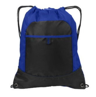 BG611  Port Authority® Pocket Cinch Pack