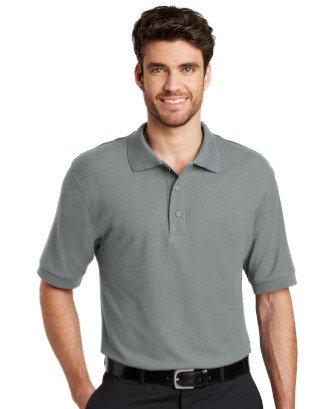 K500 Port Authority® Silk Touch™ Polo