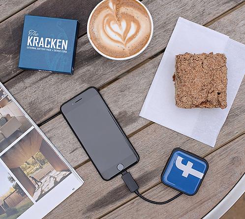 Kracken™ Cord + 1800mAh Power Bank