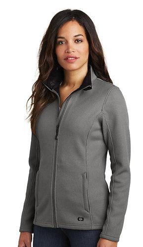 LOG727 OGIO ® Ladies Grit Fleece Jacket