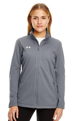 1300184Prime Plus Under Armour Ladies' UA Ultimate Team Jacket