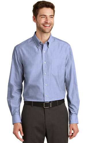 S640 Port Authority® Crosshatch Easy Care Shirt