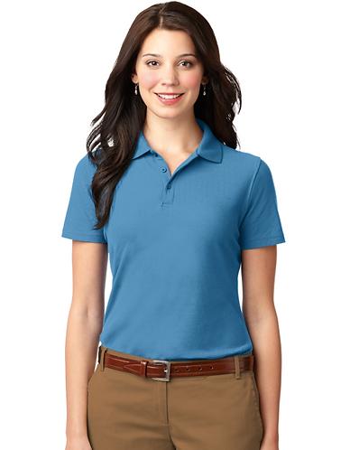 L510 Port Authority® Ladies Stain-Resistant Polo