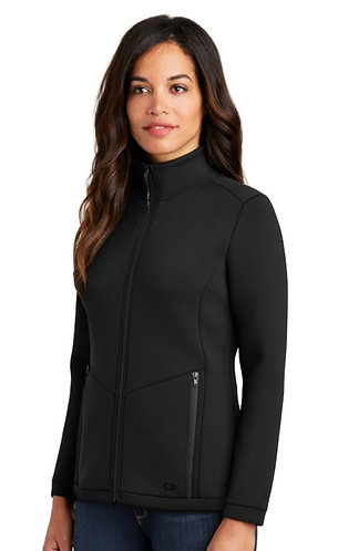 LOG724 OGIO ® Ladies Axis Bonded Jacket