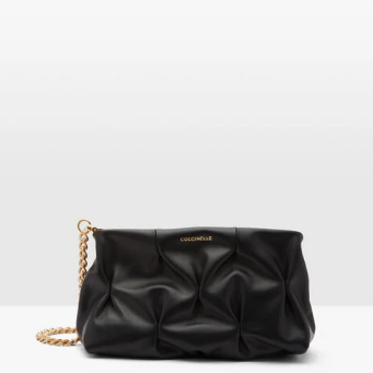 OPHELIE GOODIE MINI NERA - COCCINELLE
