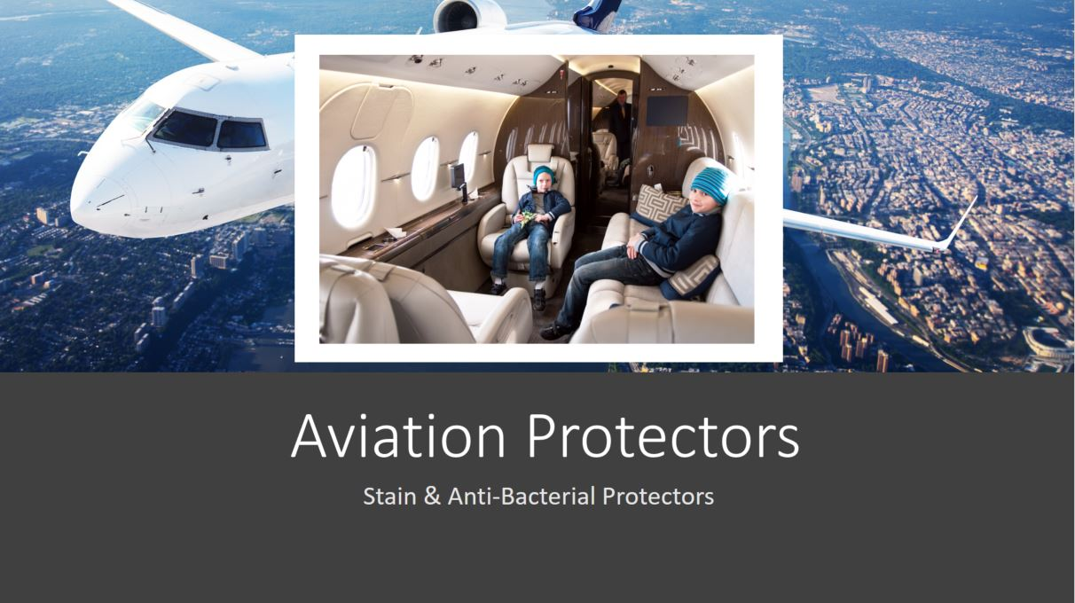 Aviation Fabric Protector