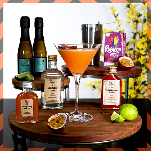 Passion Fruit Martini | Boxes for 2 or 4