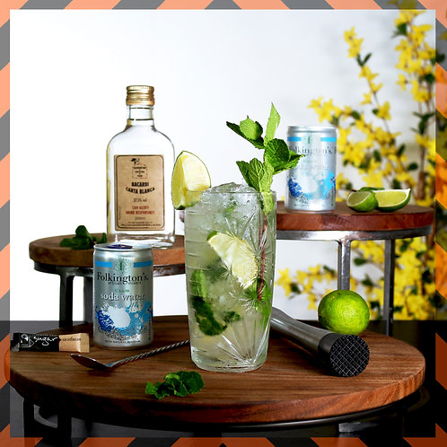 Mojito | Boxes for 2 or 4