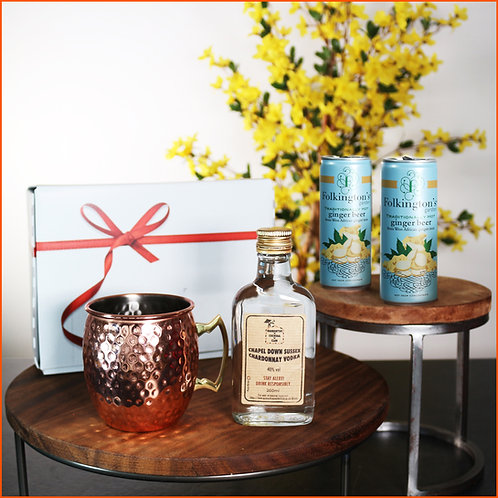 Sussex Mule Gift Set Box