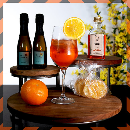 Aperol Spritz |  Boxes for 2 or 4