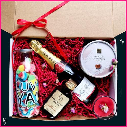 Valentine's Gift Box | Box for 2