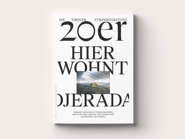 Die Tiroler Straßenzeitung