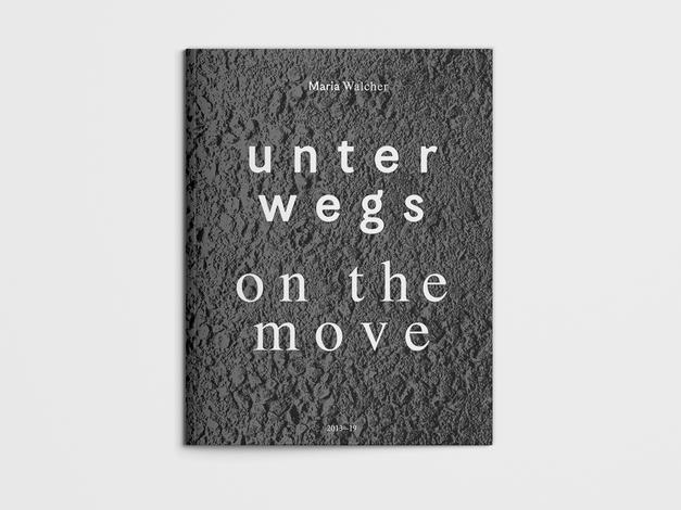 Maria Walcher – Katalog