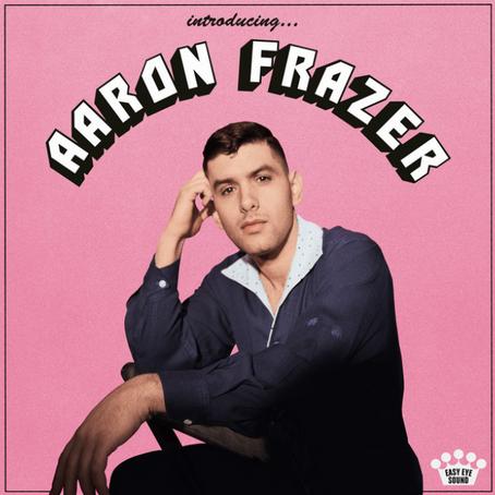 Review: Aaron Frazer doet eigenlijk niks nieuws