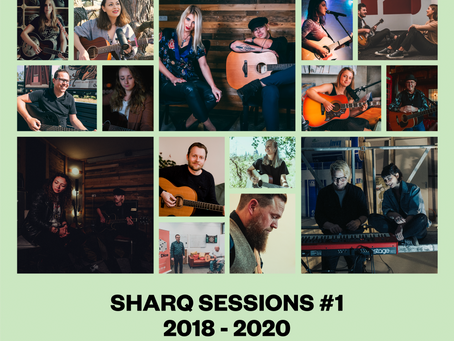 Review: SharQ Sessions #1 is rijkgevulde kersenmand