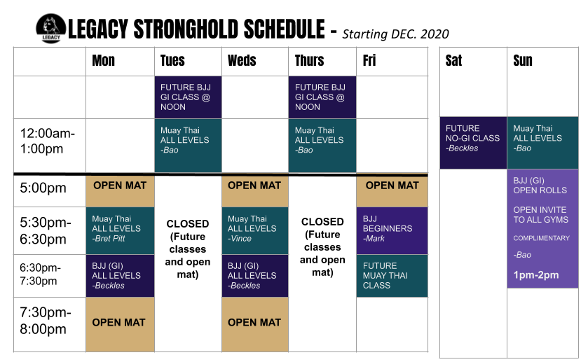 Legacy Stronghold Schedule.png