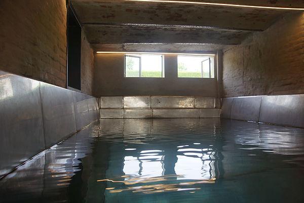 zwembad, hydrobad