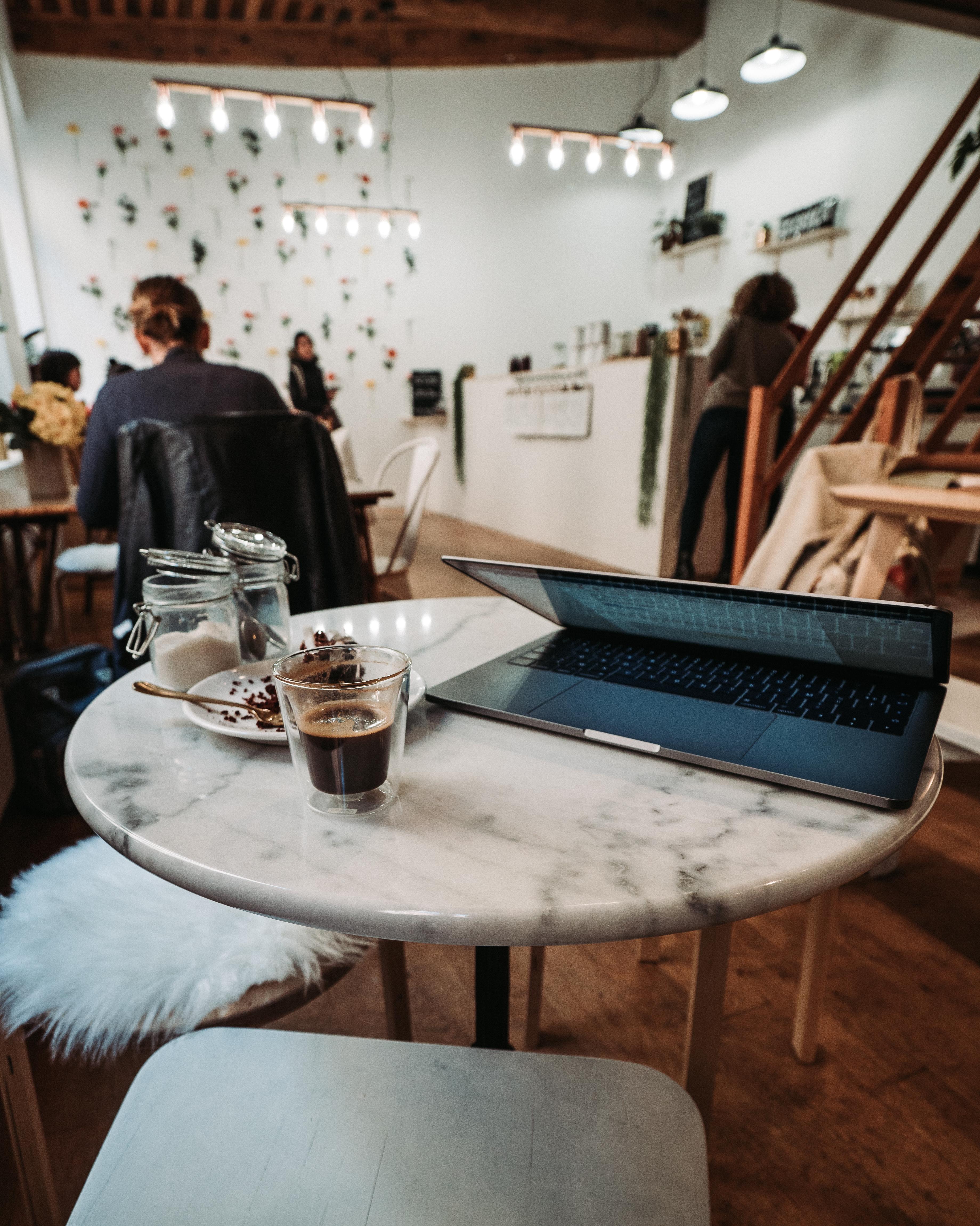 Work et café