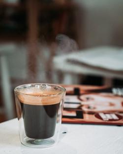 Tasse de café détoxication