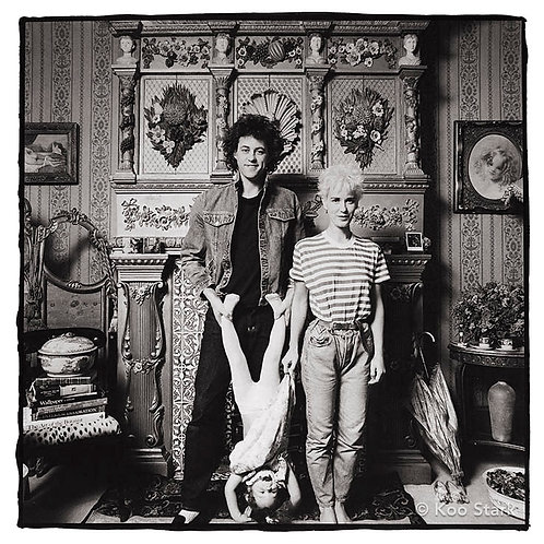 Bob, Paula & Fifi