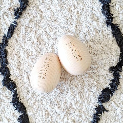 Egg Shakers (Pair)