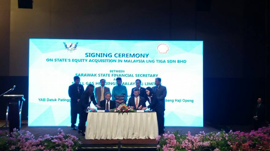 Sarawak earns RM20b in dividends from investments in 3 MLNG plants