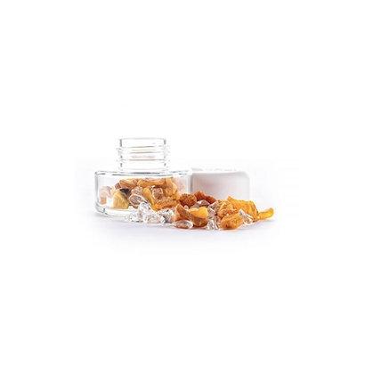 Flacon INU! crystal jar Amber