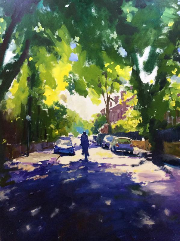 Old Lansdown Road