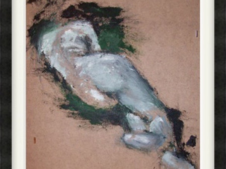 One Day Life Drawing, 16th January
