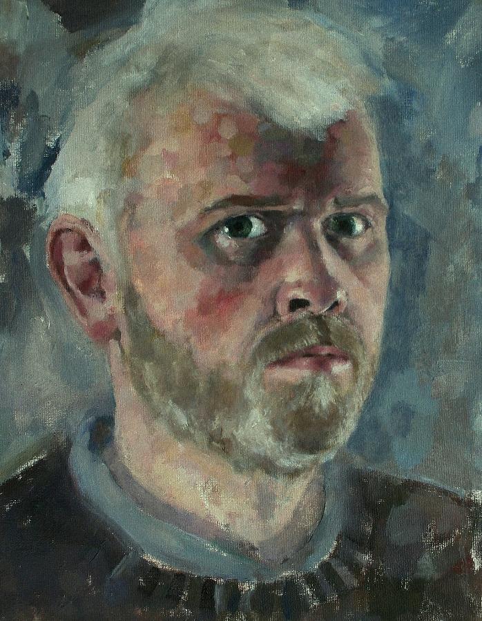 Selfportrait -1