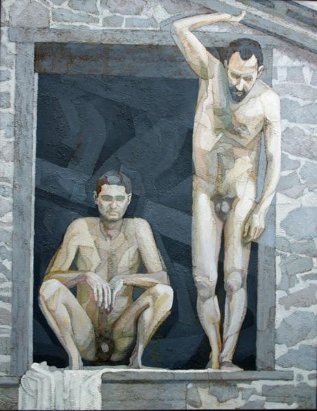 L-Nudes at Perpigne Jose and Andrew