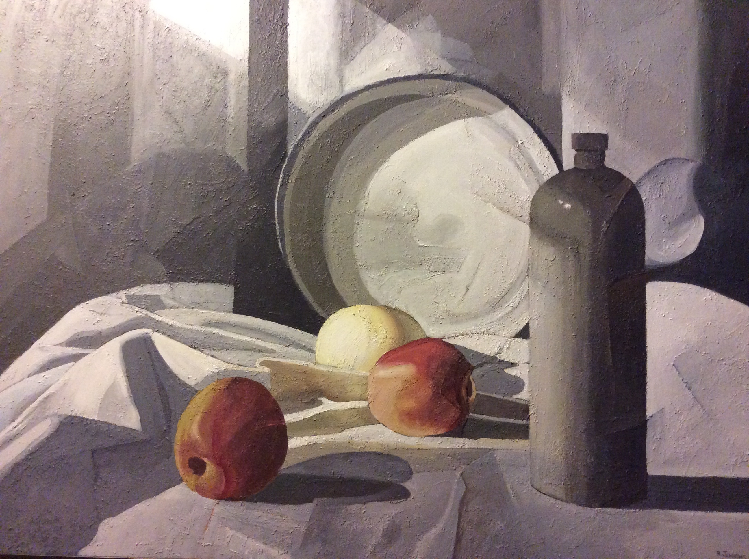 still life with food